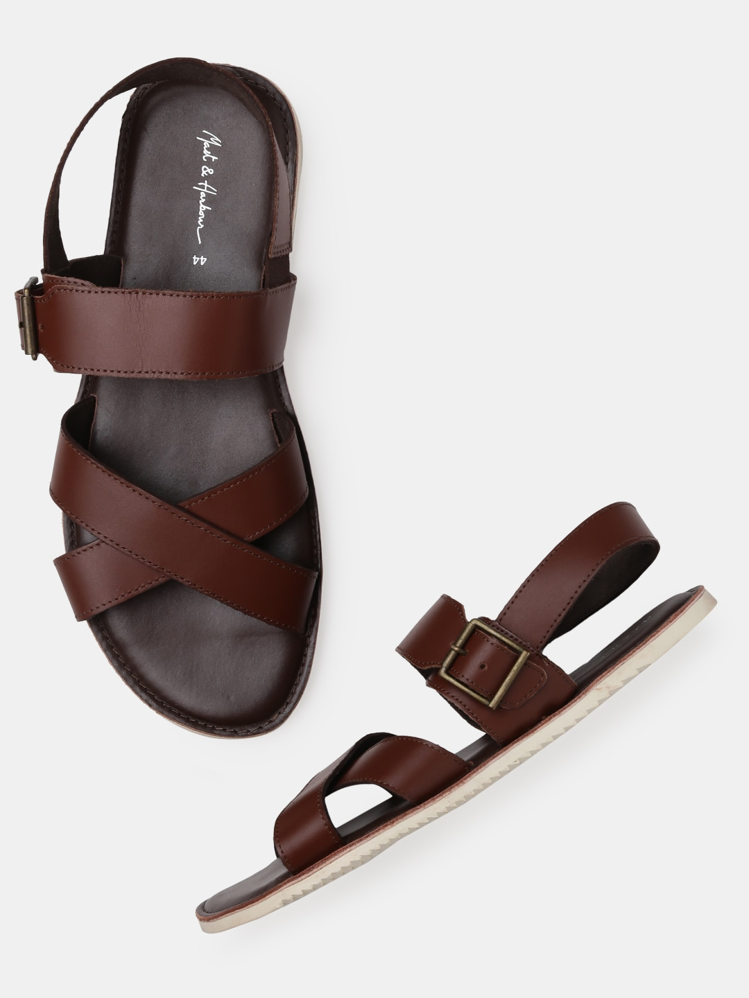 53e4e50157d4 Sandals - Buy Sandals Online for Men   Women in India