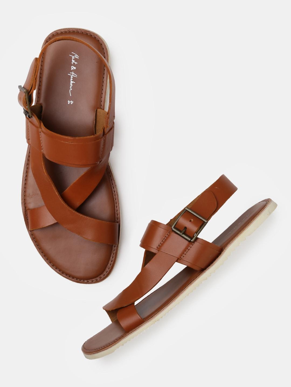 623023fb843e Brown Sandals - Buy Brown Sandal Online in India