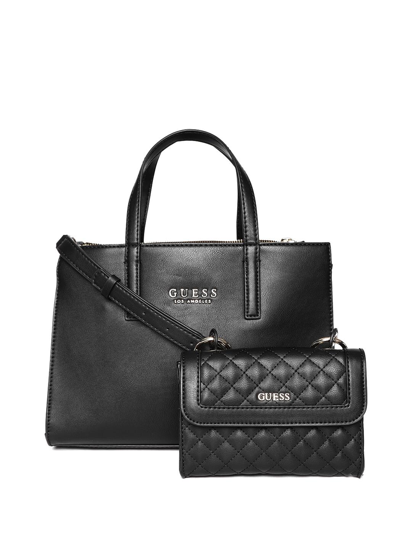 9d2aed27e6ca Guess Handbags - Buy Guess Handbags online in India