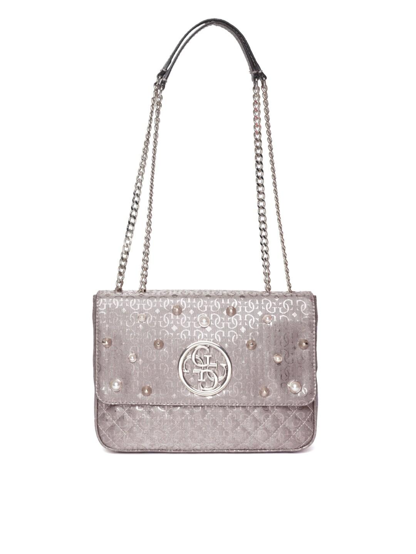 Guess Shoulder Bags Handbags - Buy Guess Shoulder Bags Handbags online in  India 803e7f3a19037