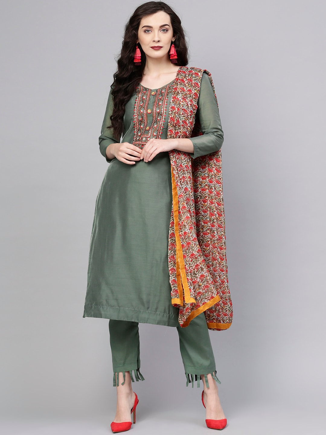 84a911bc87 Dress Materials - Buy Ladies Dress Materials Online in India