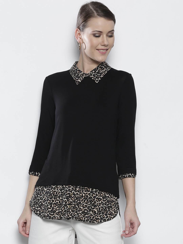 09c7027925 3 4 Sleev Tops - Buy Three Fourth Sleeves Top Online