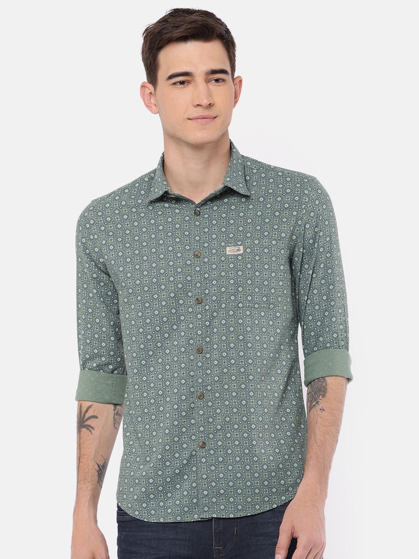 4a70c61e3 Denim Shirts - Buy Denim Shirts for Men Online in India