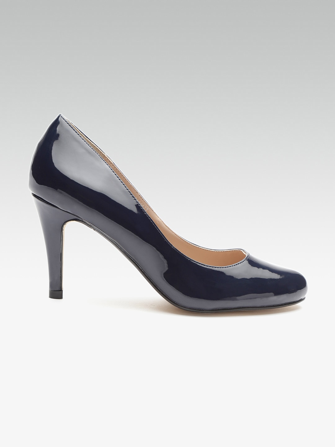 59bad4f20b6 Navy Blue Heels - Buy Navy Blue Heels online in India