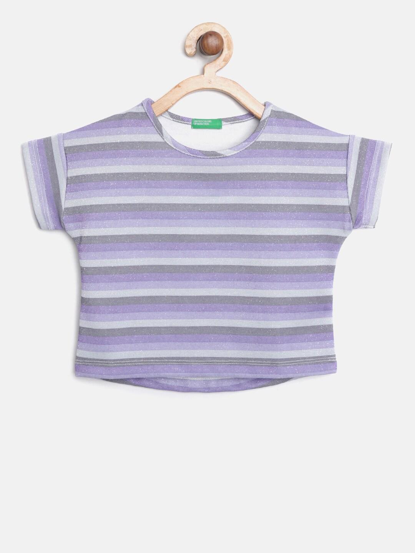 Lavender Tops Buy Lavender Tops Online In India