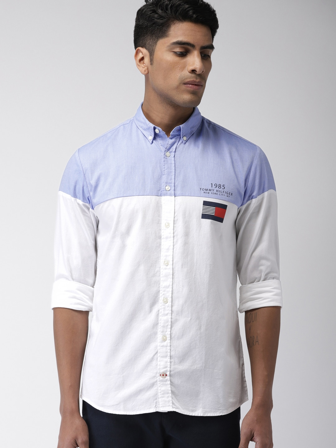 3aed0836b0a3 Tommy Hilfiger Shirt - Buy Tommy Hilfiger Shirt online in India