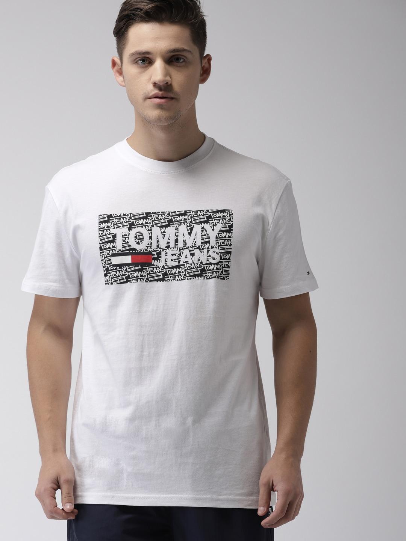 56ac1168f44f Tommy Hilfiger Tshirts - Buy Tommy Hilfiger Tshirts Online