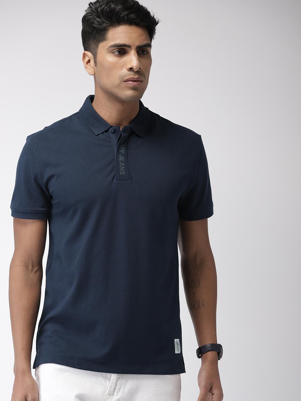 302ebb907 Collar T-shirts - Buy Collared T-shirts Online