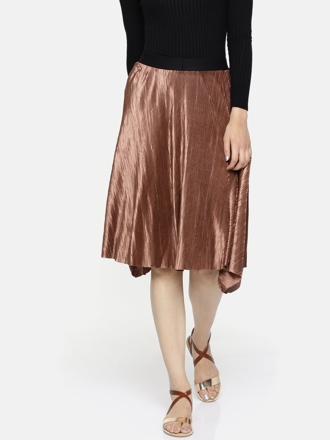 fd82ee664b6134 Skirts   Shorts for Women - Buy Ladies Shorts   Skirts Online - Myntra