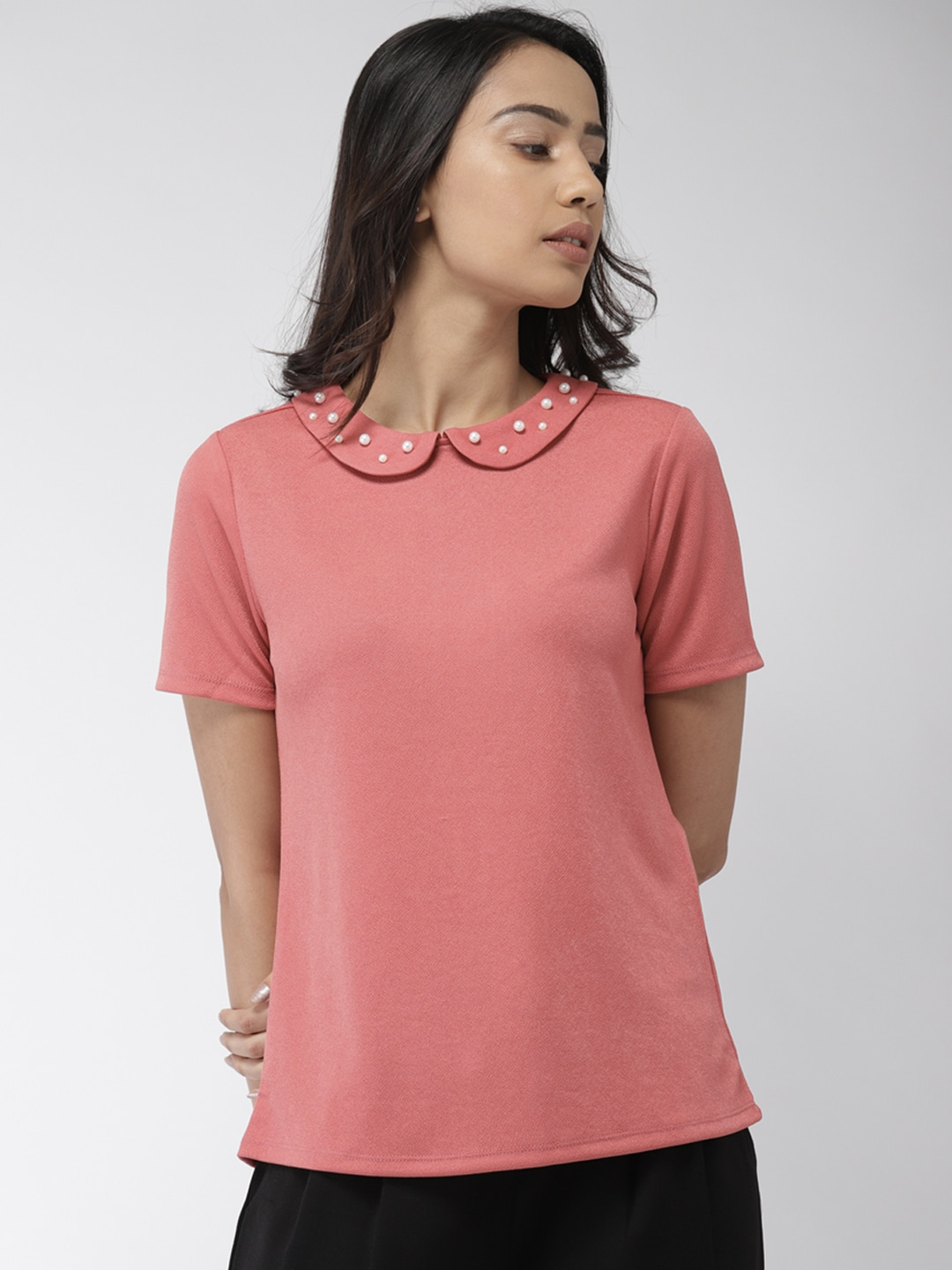 fff7989e69dc Polyester Tops -Buy Polyester Top for Women   Girls Online