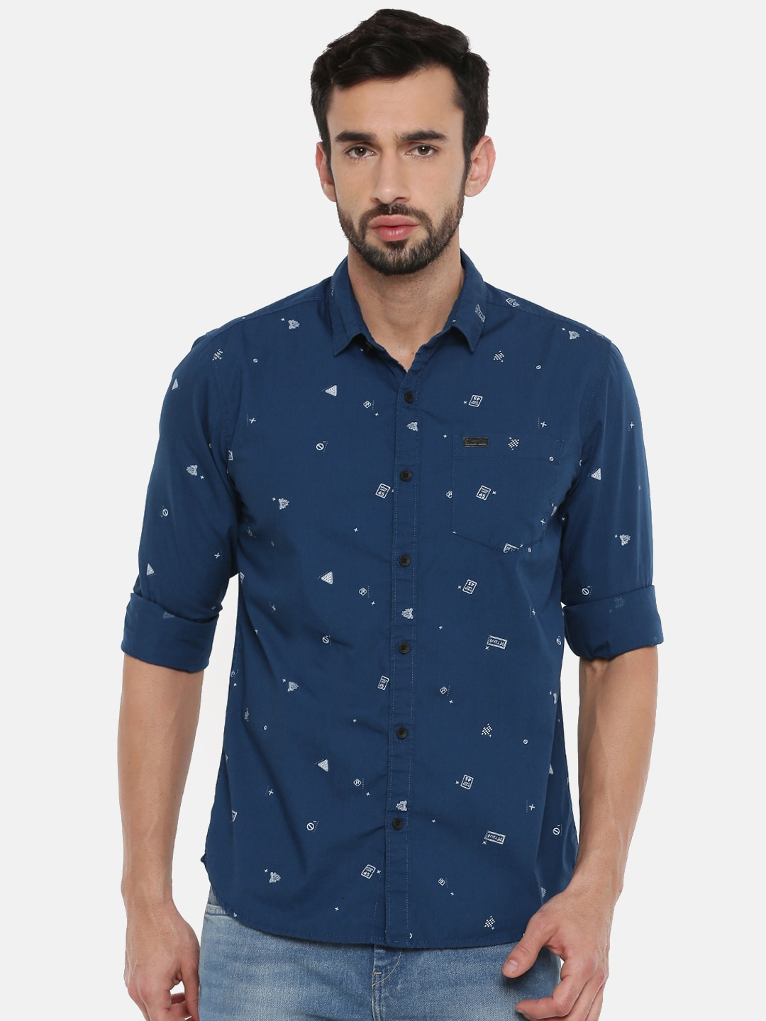 cc1ab9a66 Casual Shirts for Men - Buy Men Casual Shirt Online in India