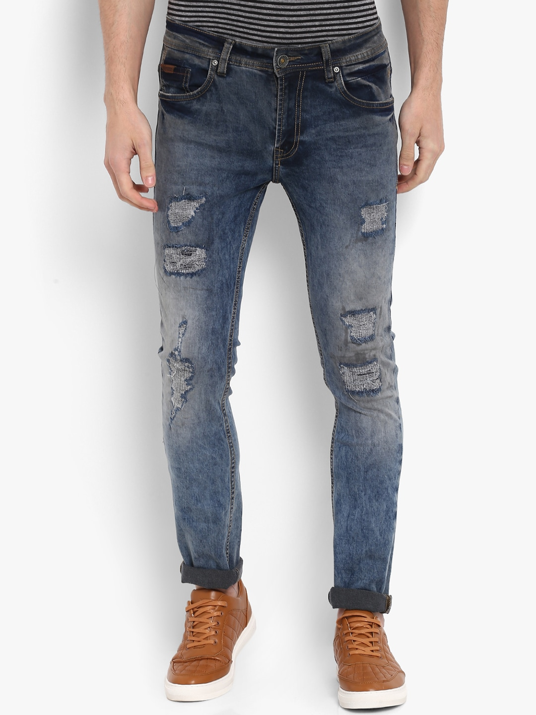 fe710dbd876 Mufti Jeans - Buy Mufti Jeans Online in India
