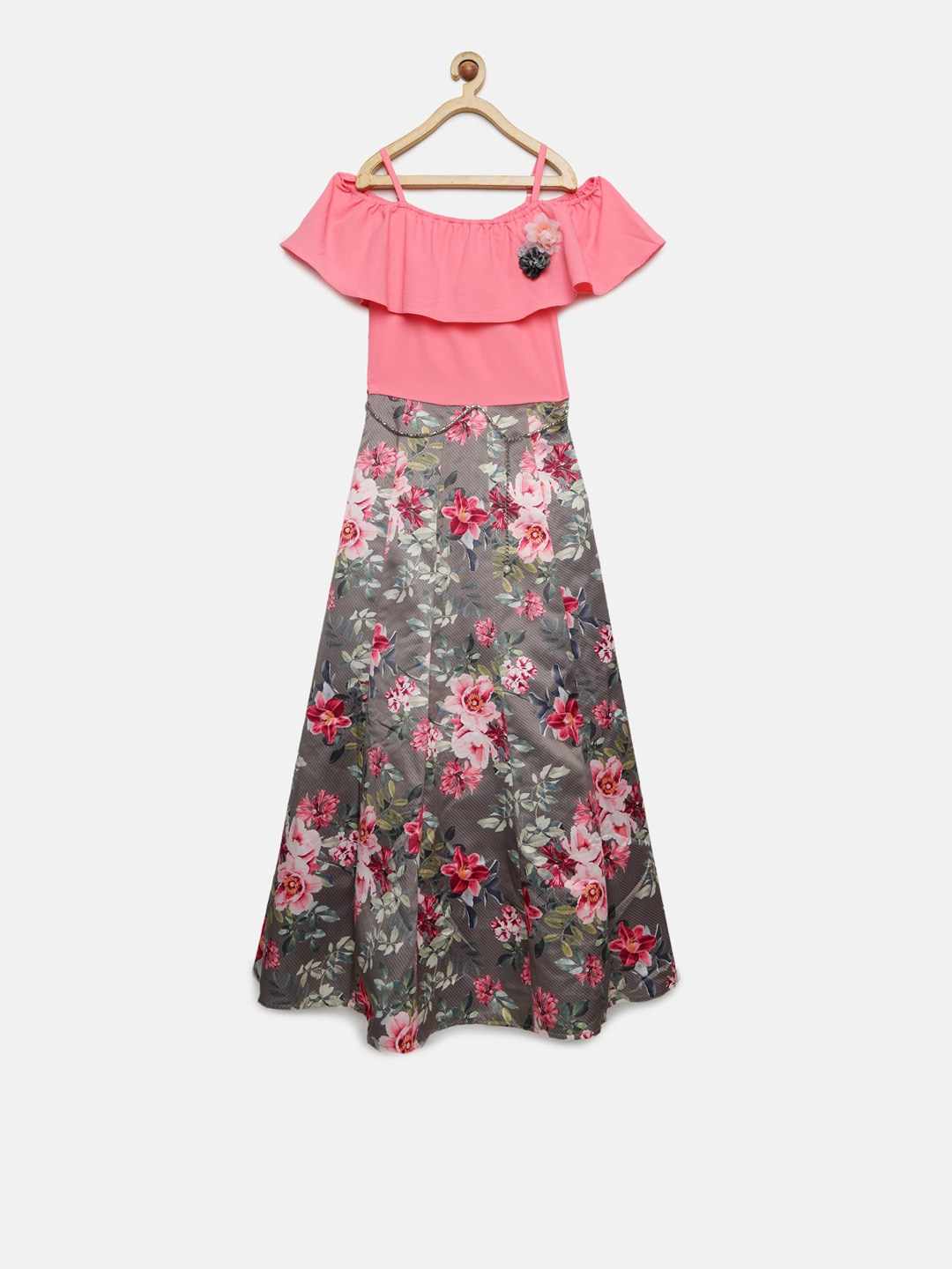 d9726ad1b Girls Dresses - Buy Frocks   Gowns for Girls Online