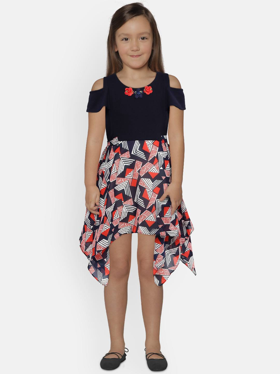 55a3661374 Girls Dresses - Buy Frocks   Gowns for Girls Online