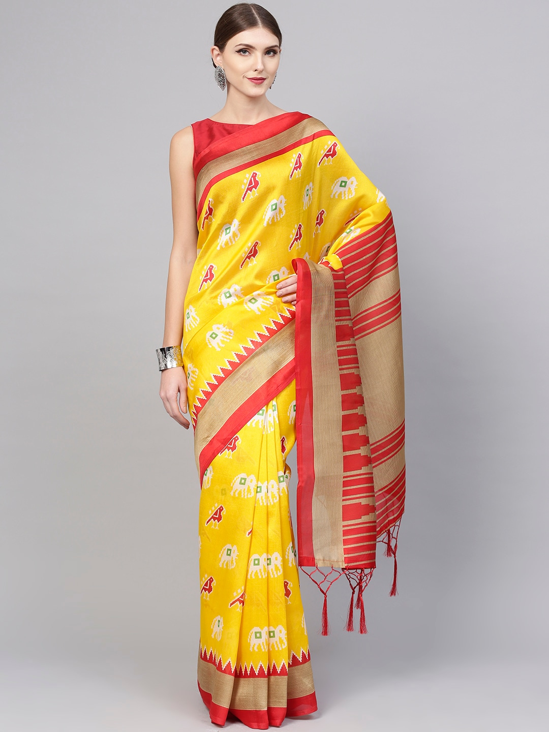 cc07d1f49295f8 Saree - Buy Sarees Online at Best Price in India