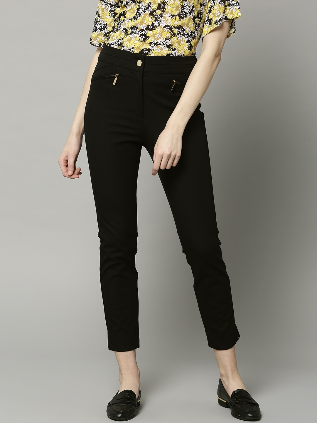 1831d473c20 Marks   Spencer Trousers - Buy Marks   Spencer Trousers online in India