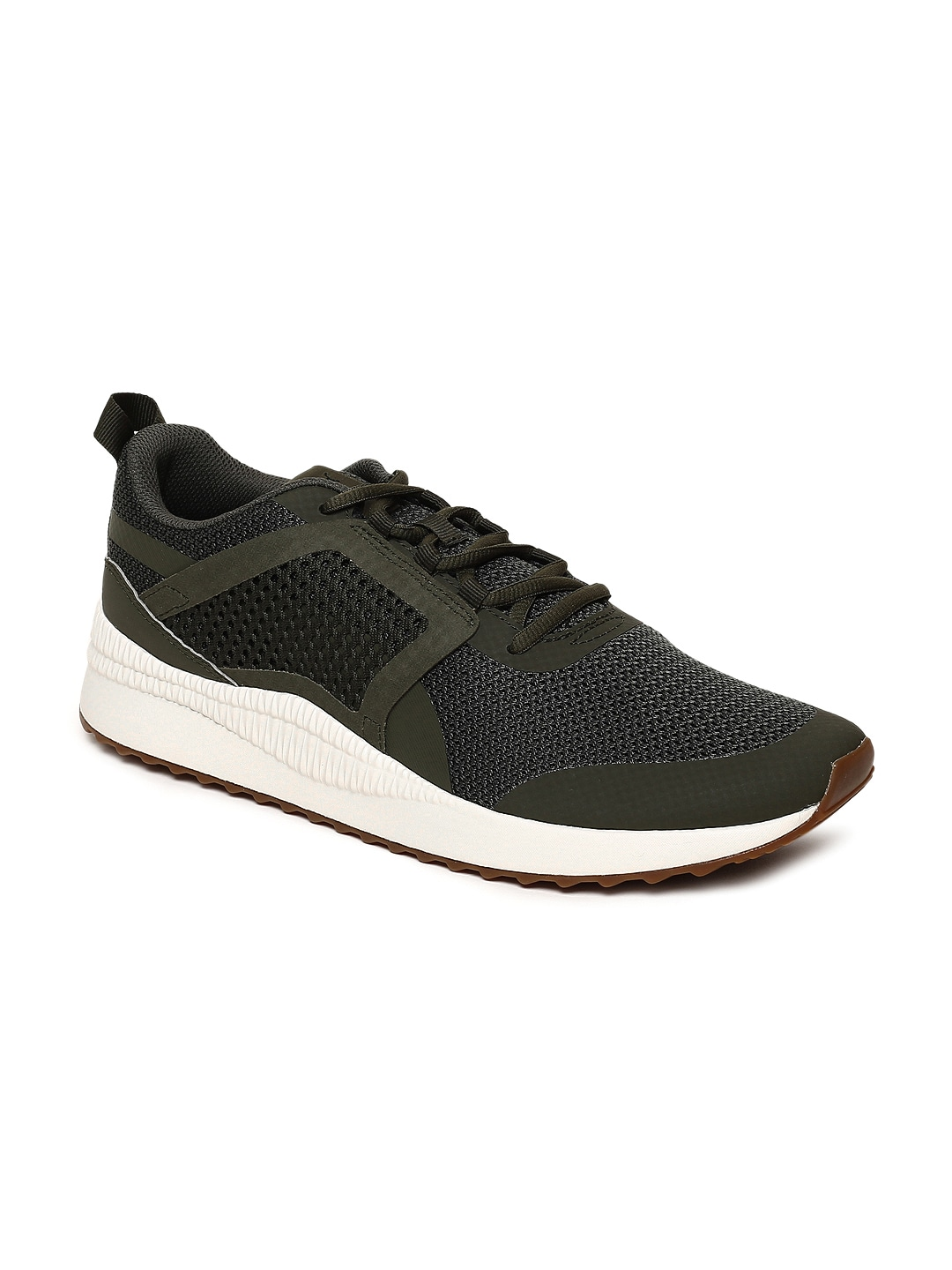 best sneakers 3053d 21fa7 Puma Olive Shoes - Buy Puma Olive Shoes online in India