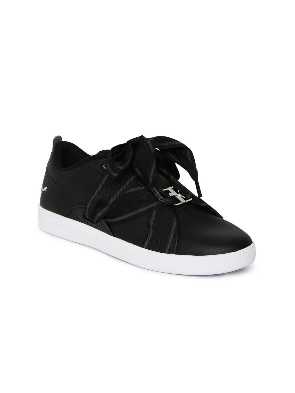 84a4e83c594 Puma Black Casual Shoes - Buy Puma Black Casual Shoes Online in India