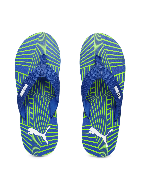 Puma Blue Flip Flop - Buy Puma Blue Flip Flop online in India 4e3100d56