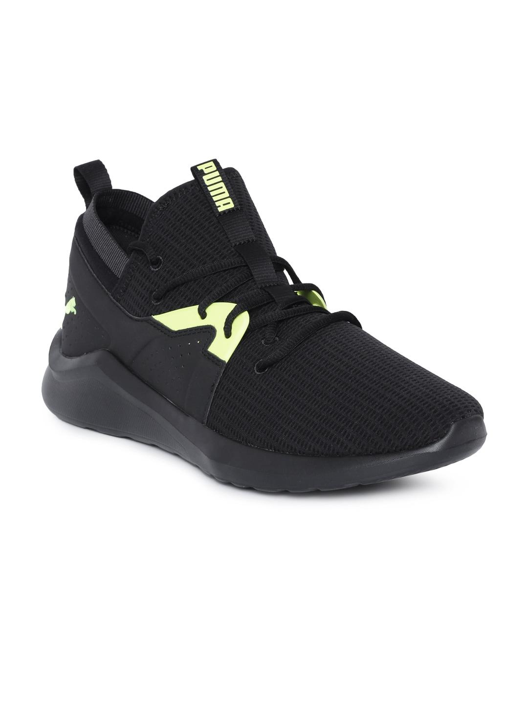 Puma Men Black Emergence Future Sneakers