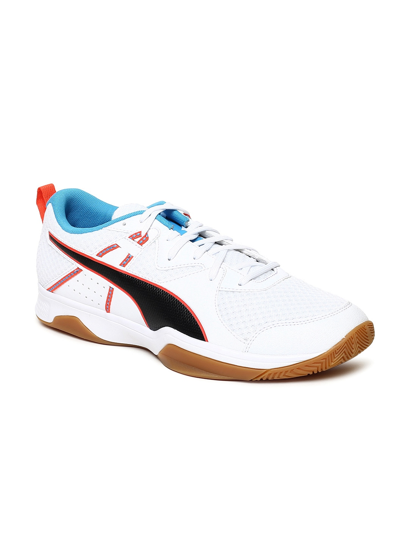 the best attitude 764af 82f24 Puma Badminton Shoes Sports - Buy Puma Badminton Shoes Sports online in  India