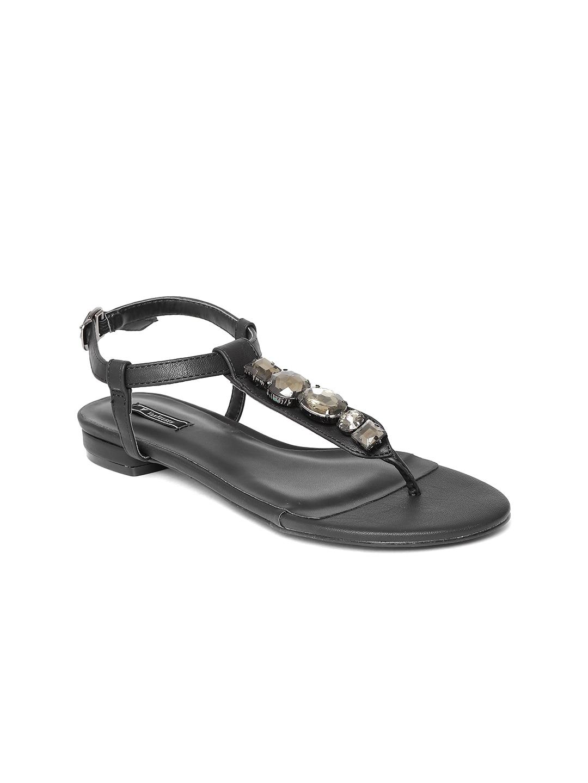 ee5ec5185178eb Black Shoes - Buy Black Shoes Online in India