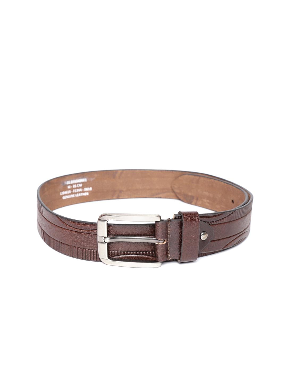 11ffaf66dae Peter England Belts - Buy Peter England Belts Online in India