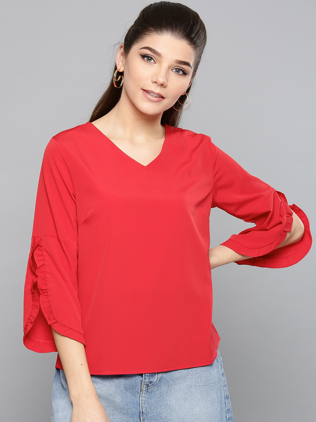 0bf0292e9d74ca Harpa Casual Tops - Buy Harpa Casual Tops online in India