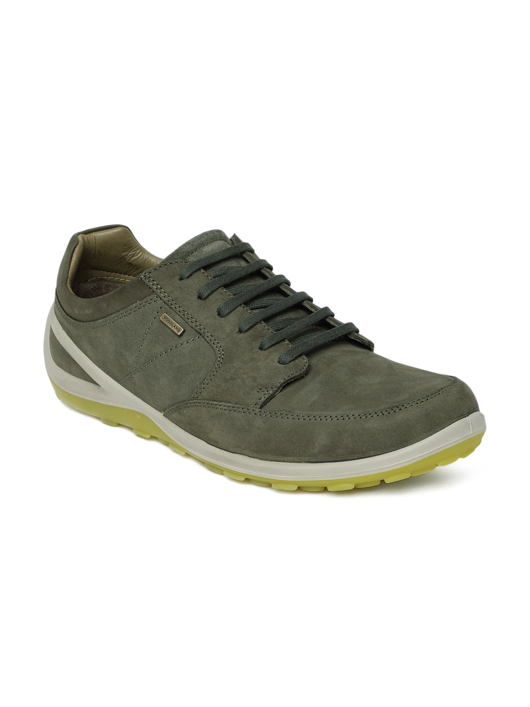 in India Green Casual Olive Olive Shoes Green Shoes online Casual Buy W9DIEH2