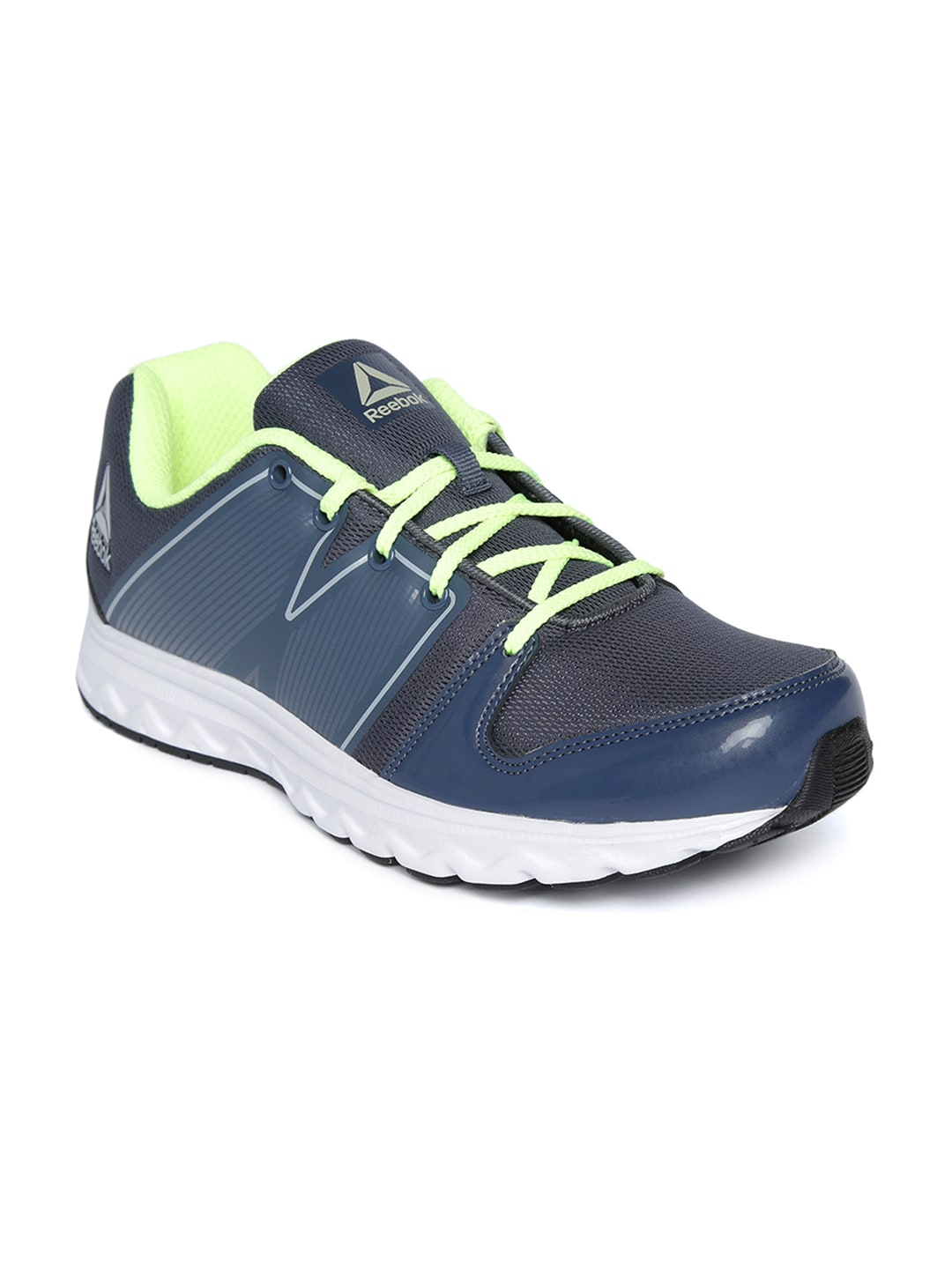 72e150960c1 Reebok Navy Blue Blue Sports Shoes - Buy Reebok Navy Blue Blue Sports Shoes  online in India
