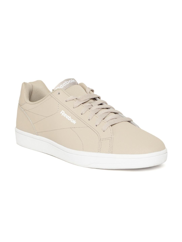 Cln Beige Complete Sneakers Royal Reebok Men Classic QdsrhCxt