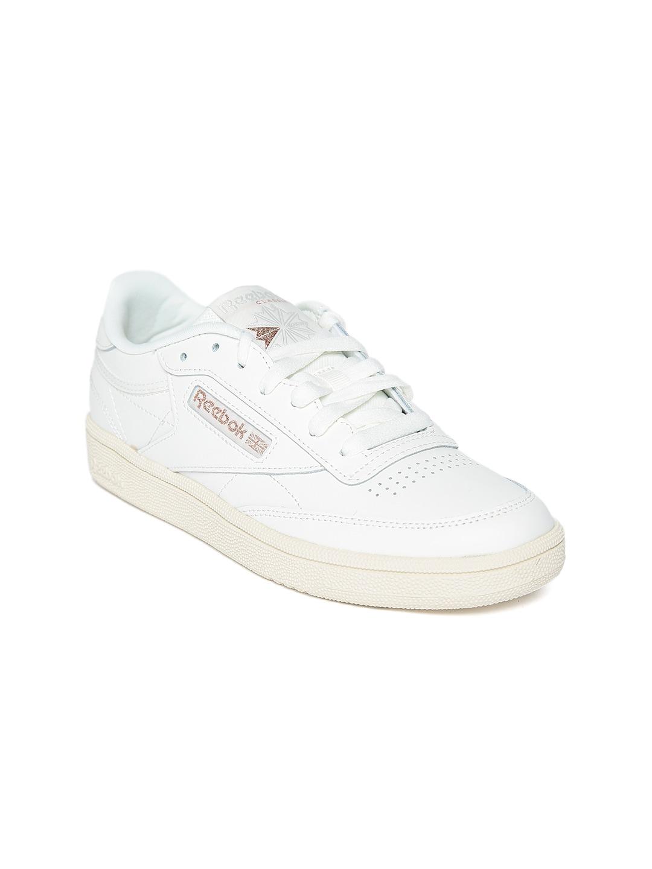 pretty nice cfd46 59c5b Reebok Classic Solid Footwear - Buy Reebok Classic Solid Footwear online in  India