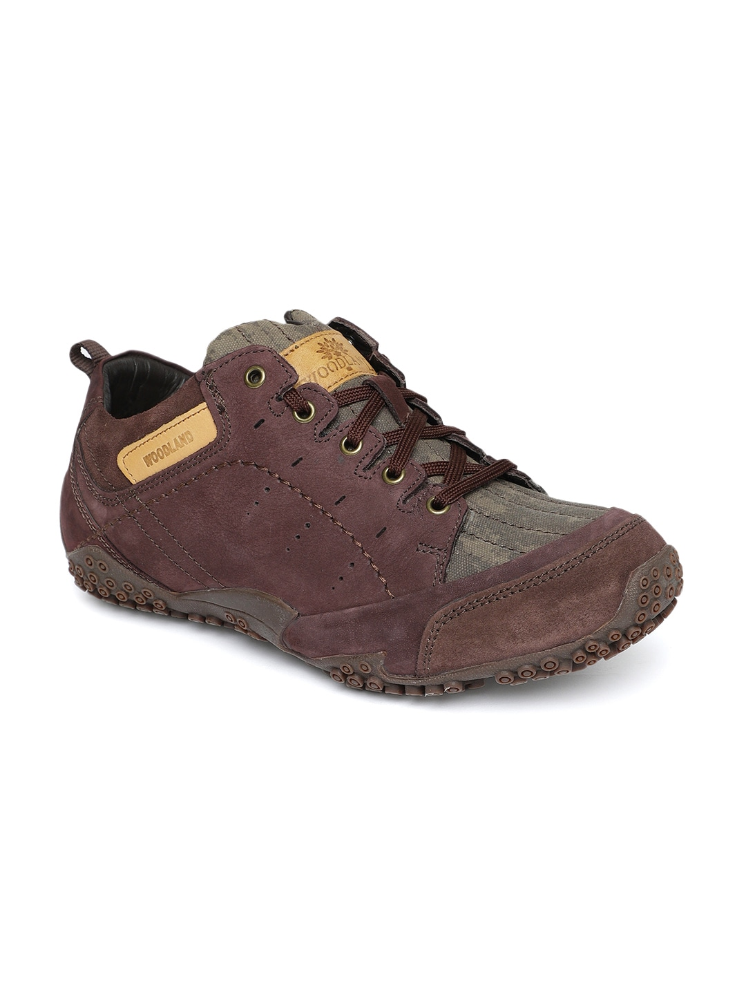 4efd9f282f9c Woodland Shoes - Buy Genuine Woodland Shoes Online At Best Price - Myntra