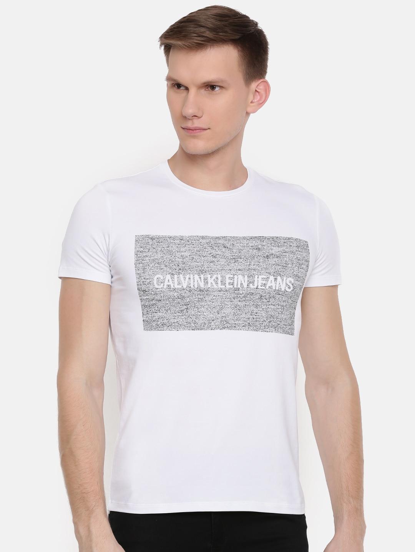 Calvin Klein Tshirts - Buy Calvin Klein Tshirts online in India ac3bcf0735fa