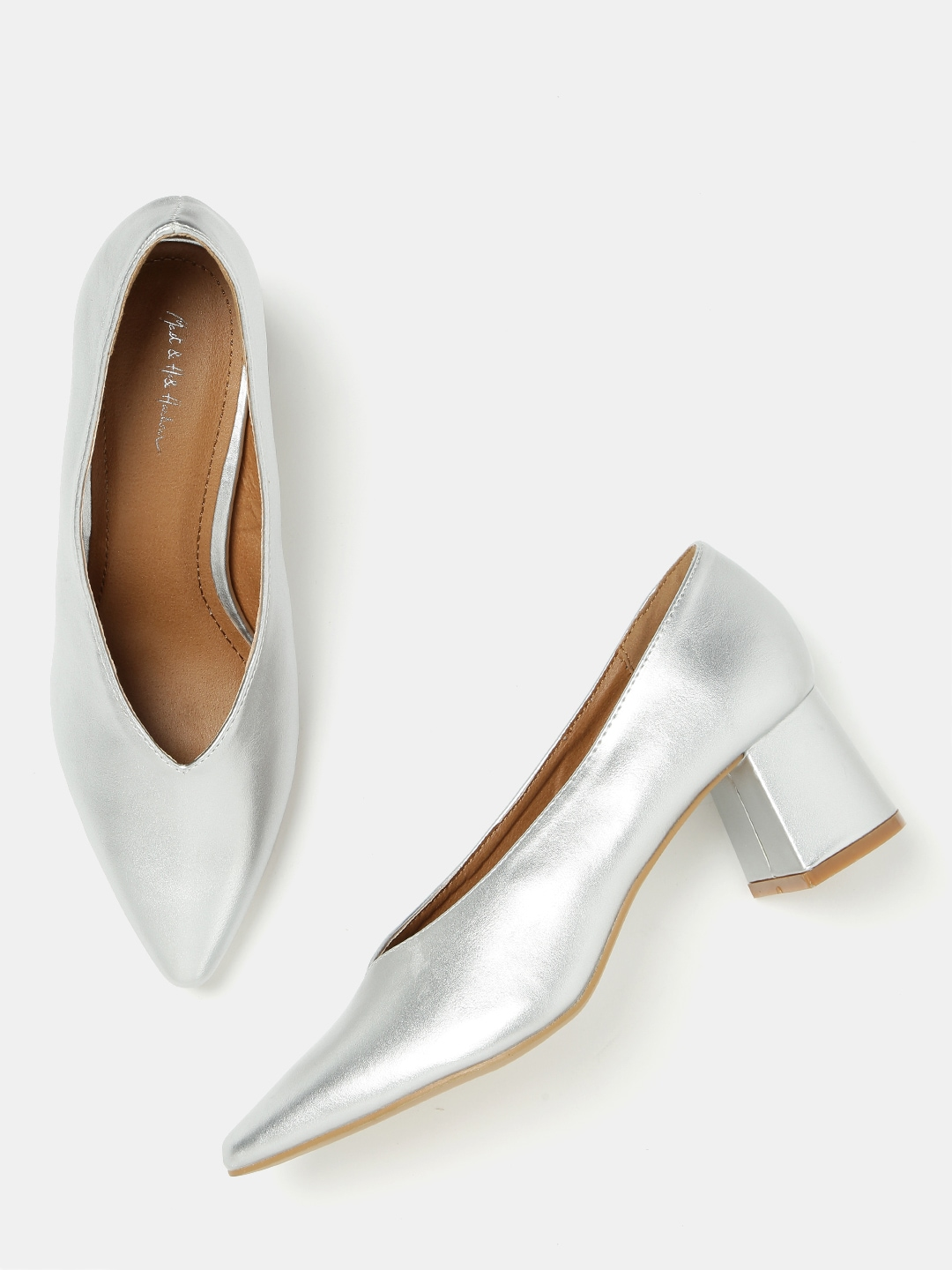 127e75ab9e8 Silver Heels - Buy Silver Heels Online in India