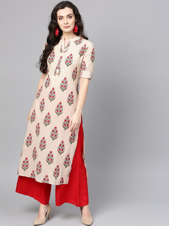 953a99abc3 Kurtis Online - Buy Designer Kurtis & Suits for Women - Myntra