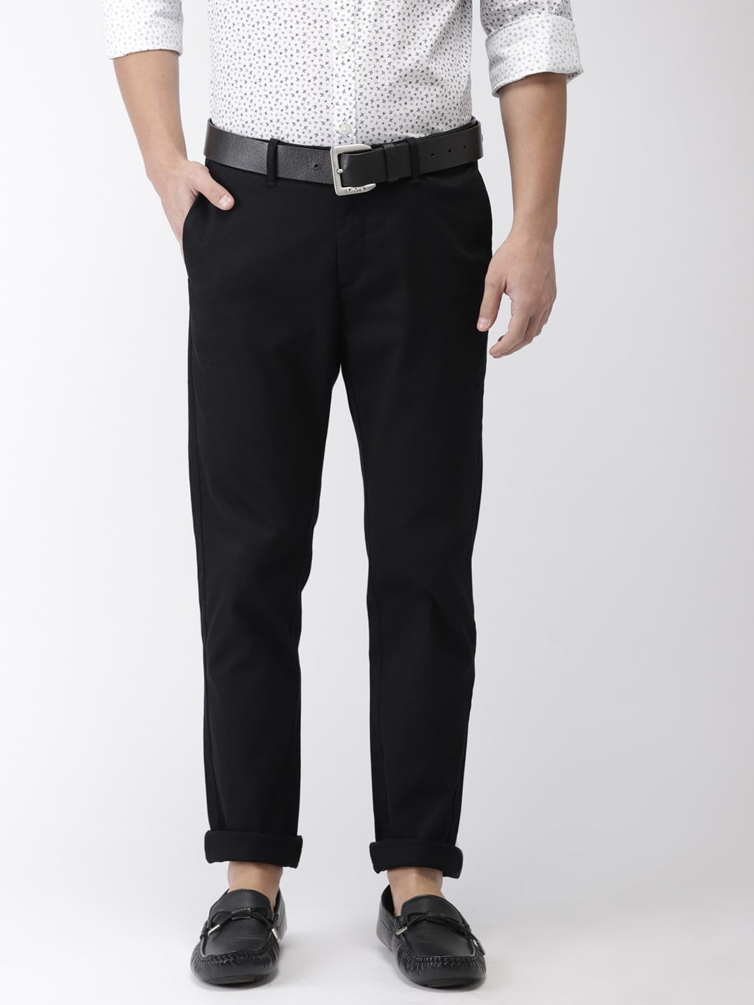 ce66eb8ee0d Men Casual Trousers - Buy Casual Pants for Men in India - Myntra