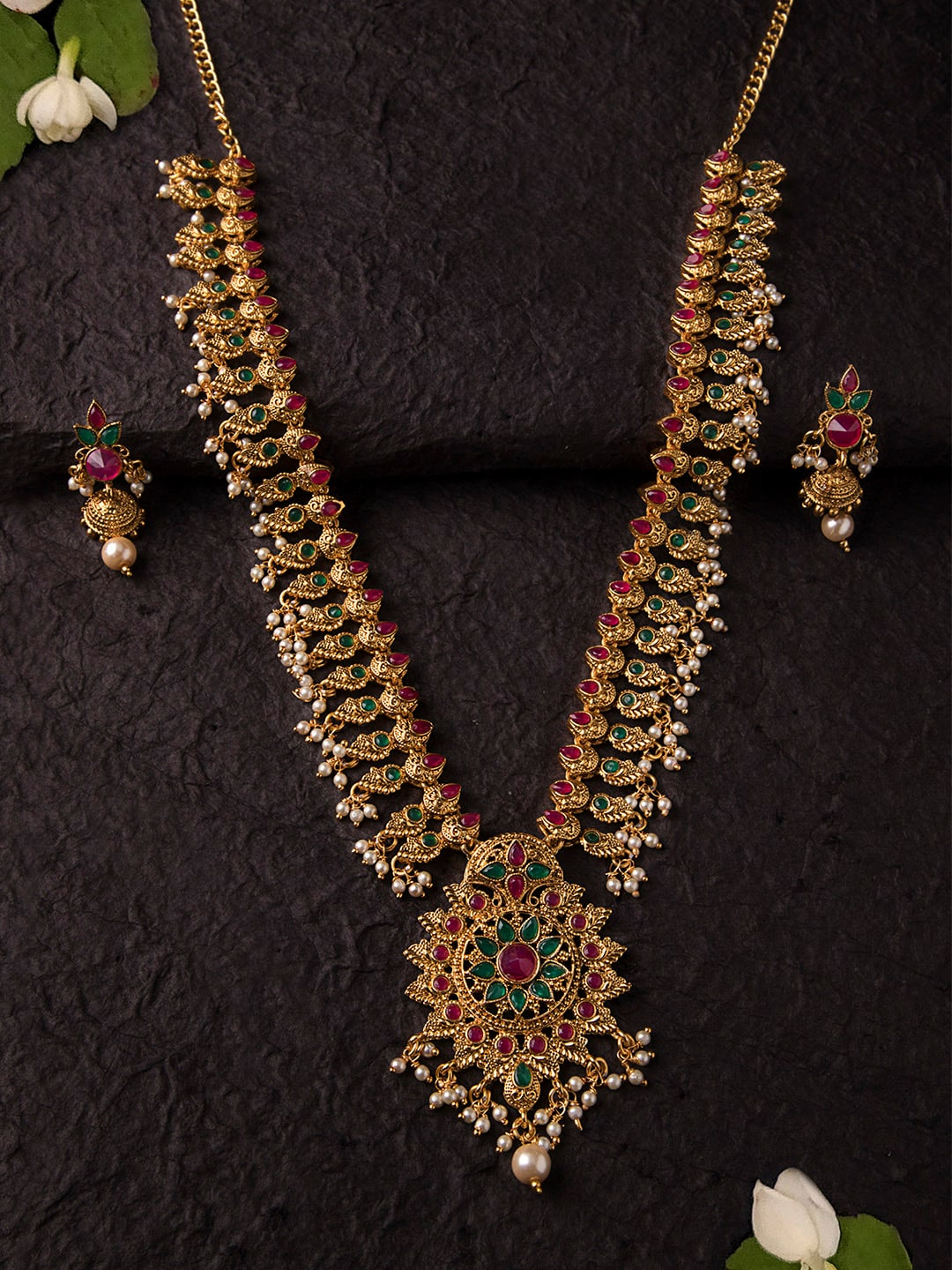 71e0df0e941 Jewellery Set - Buy Jewellery Sets Online in India