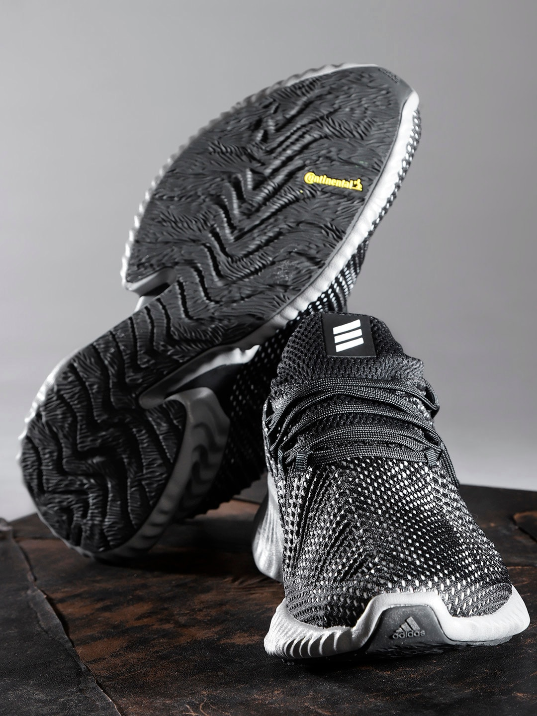 Adidas Black Shoes Men Running Instinct Alphabounce tsQBhxrdC