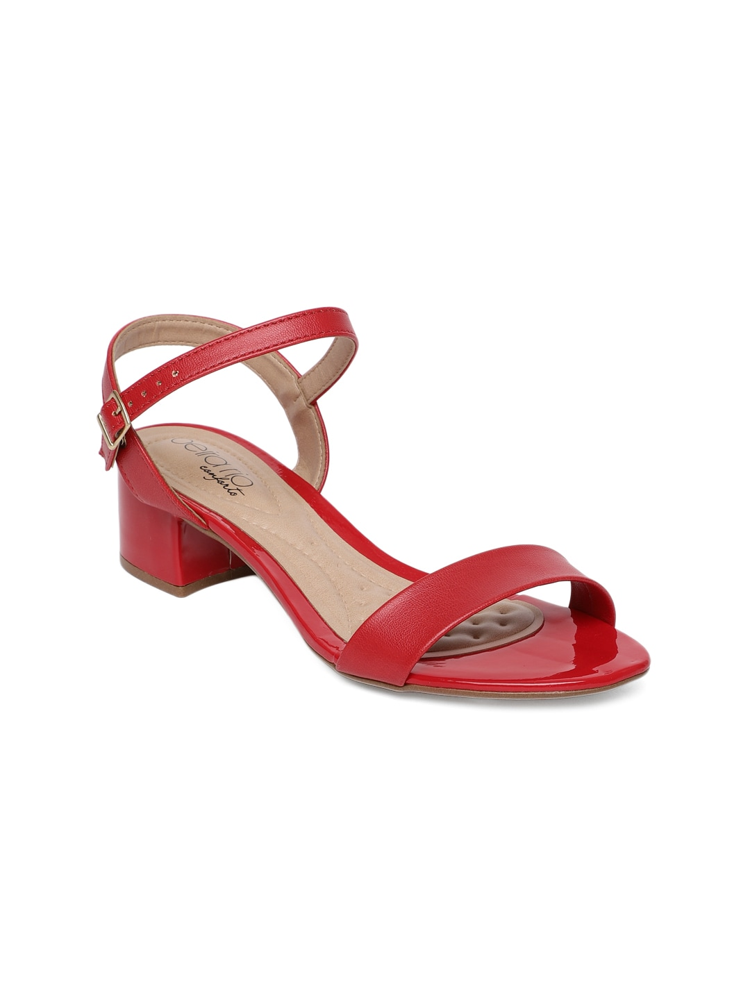 a2a56d59080 Red Heels - Buy Red Heels Online in India