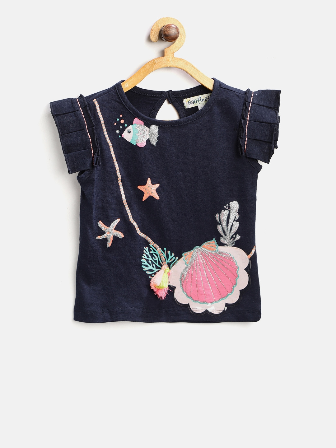 6fb3dce06e360 Girls Tops - Buy Stylish Top for Girls Online in India