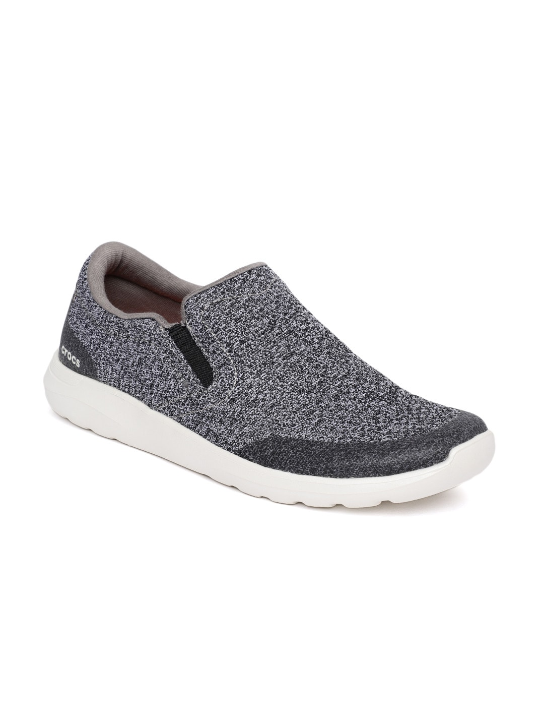 0a0c7b81e645 Crocs Grey Shoes - Buy Crocs Grey Shoes online in India