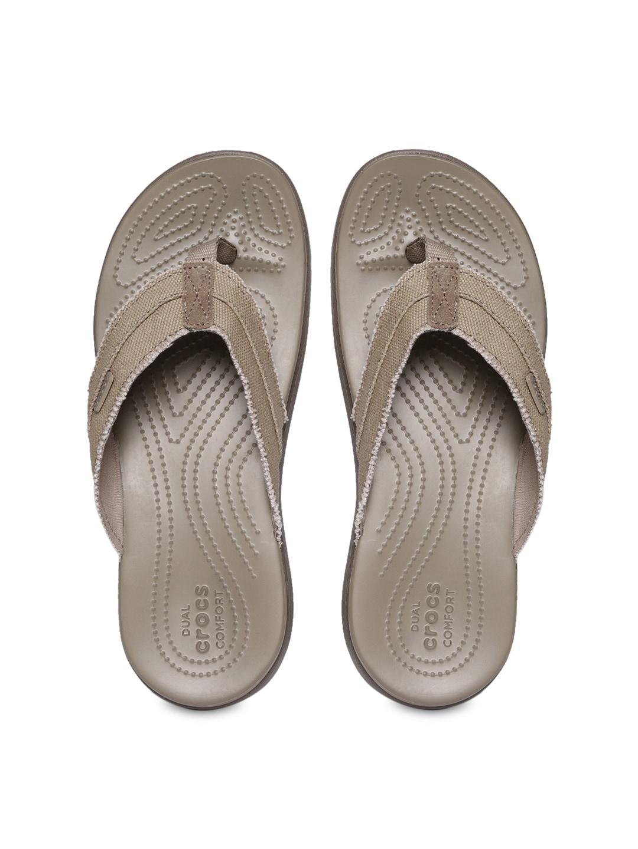 f7f3da0947c115 Crocs Flip Flops - Buy Crocs Flip Flops Online in India