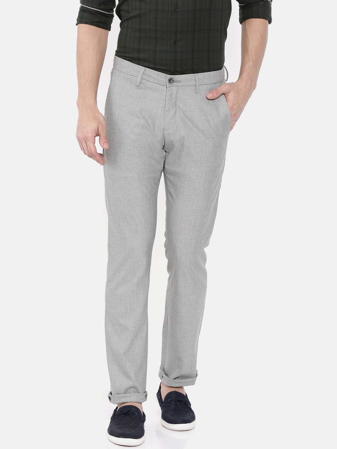 d3cf18e6836 Allen Solly Trousers - Buy Allen Solly Trousers   Pants Online