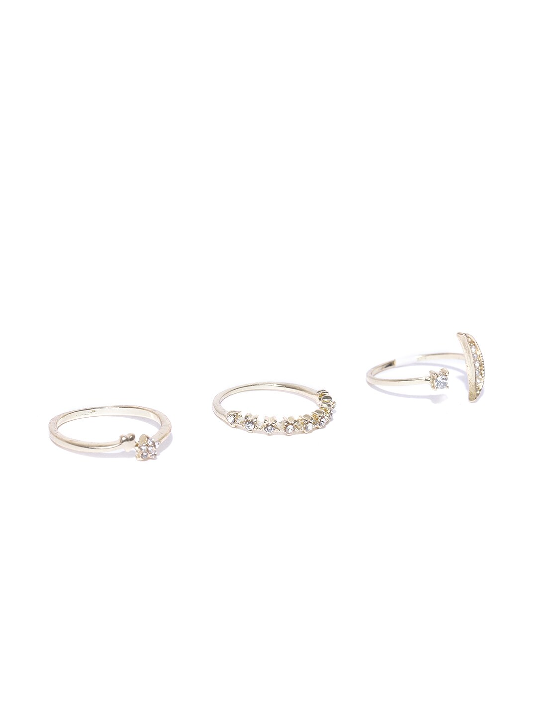 70e7acadc Accessorize Gold Ring - Buy Accessorize Gold Ring online in India