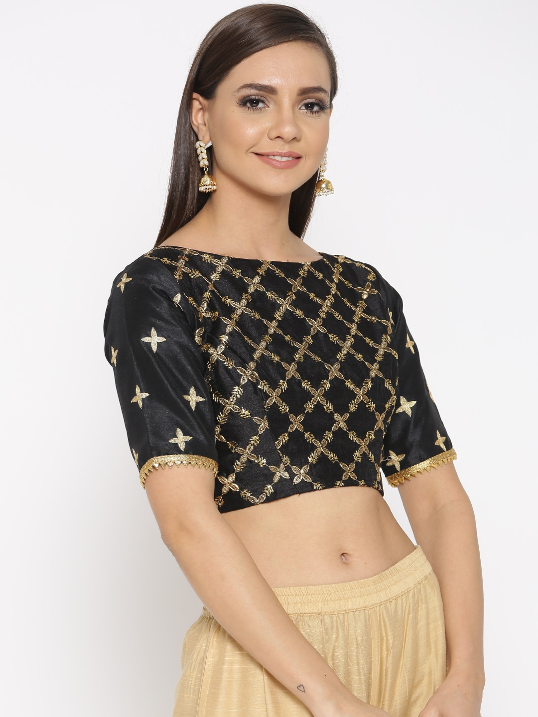 744ed24a6480b Blouses - Shop for Designer Blouse Online in India