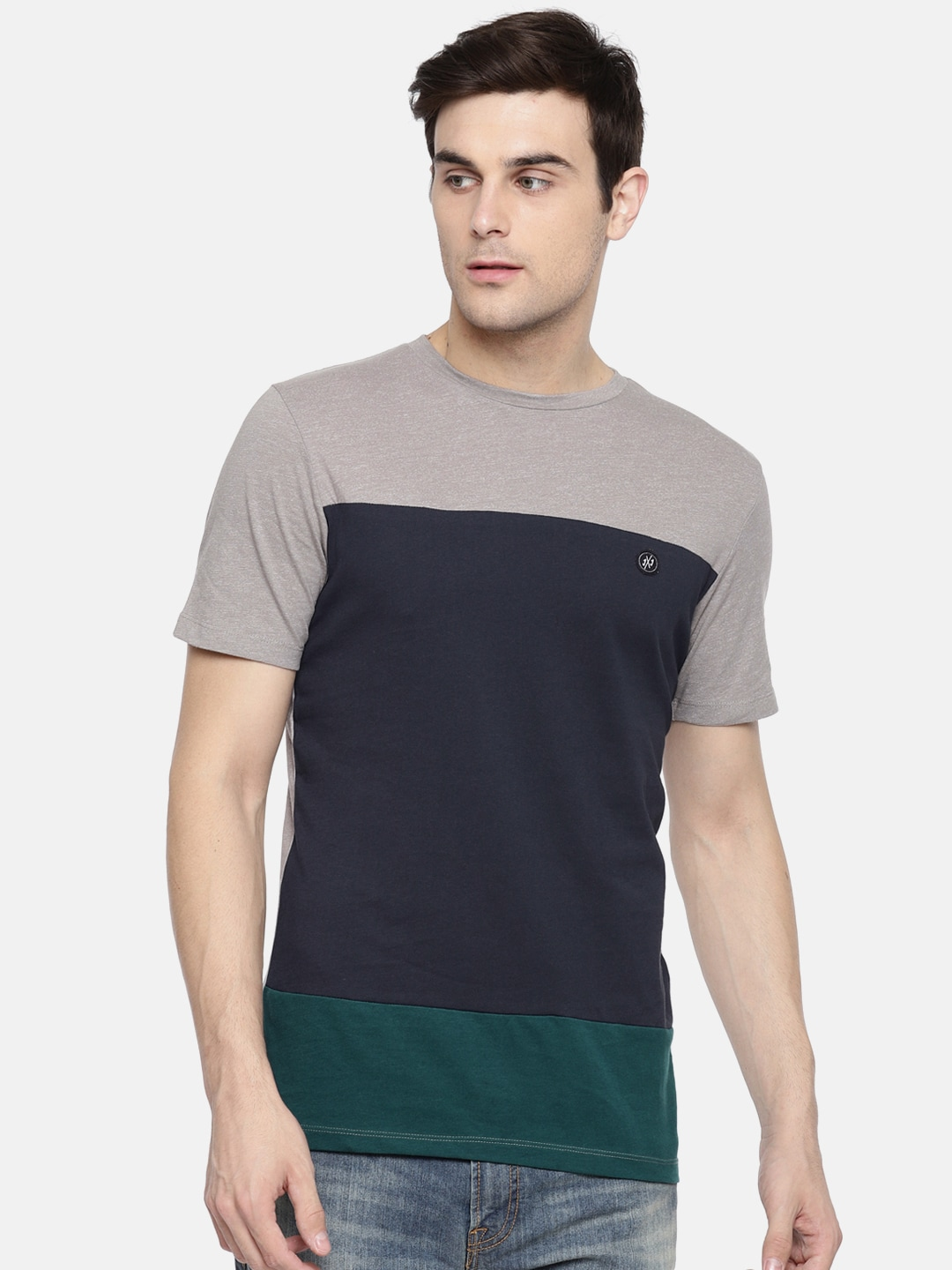 452bb3c6 Men T-shirts - Buy T-shirt for Men Online in India | Myntra