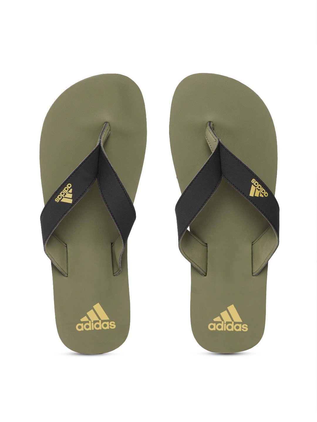 24946e171 Men s Adidas Flip Flops - Buy Adidas Flip Flops for Men Online in India