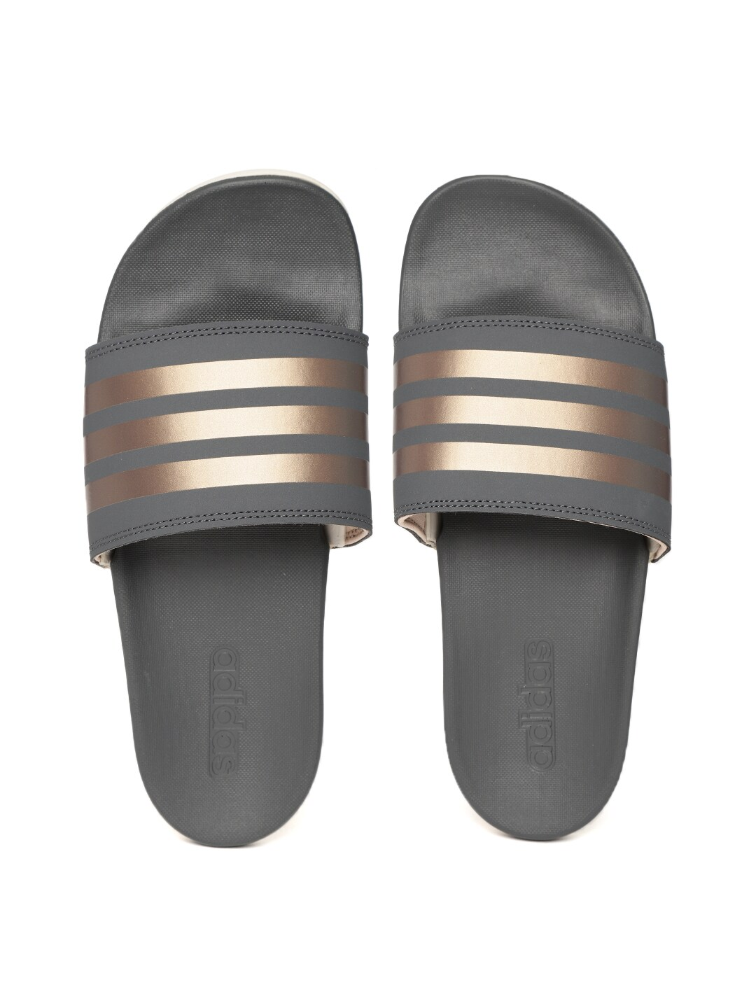 new concept 27bb5 85970 Adidas Slippers - Buy Adidas Slipper   Flip Flops Online India