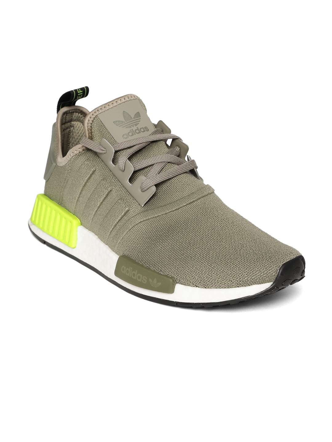 99ff1fdb3aec3 Olive Green Casual Shoes - Buy Olive Green Casual Shoes online in India